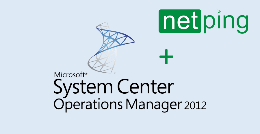 Integrating NetPing Devices in Microsoft System Center Operations Manager (SCOM)