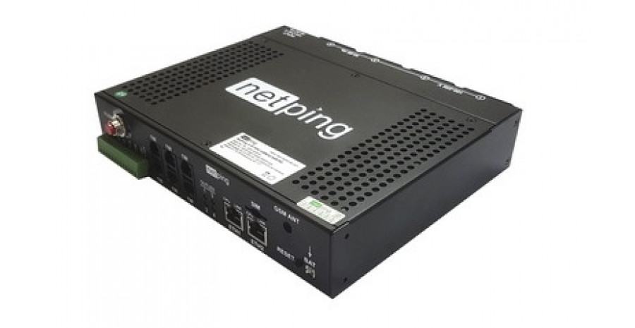 NetPing device 4 IP PDU ETH 542R7X3  sale started!