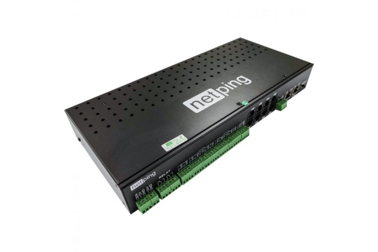 NetPing Monitoring Solution 73R12