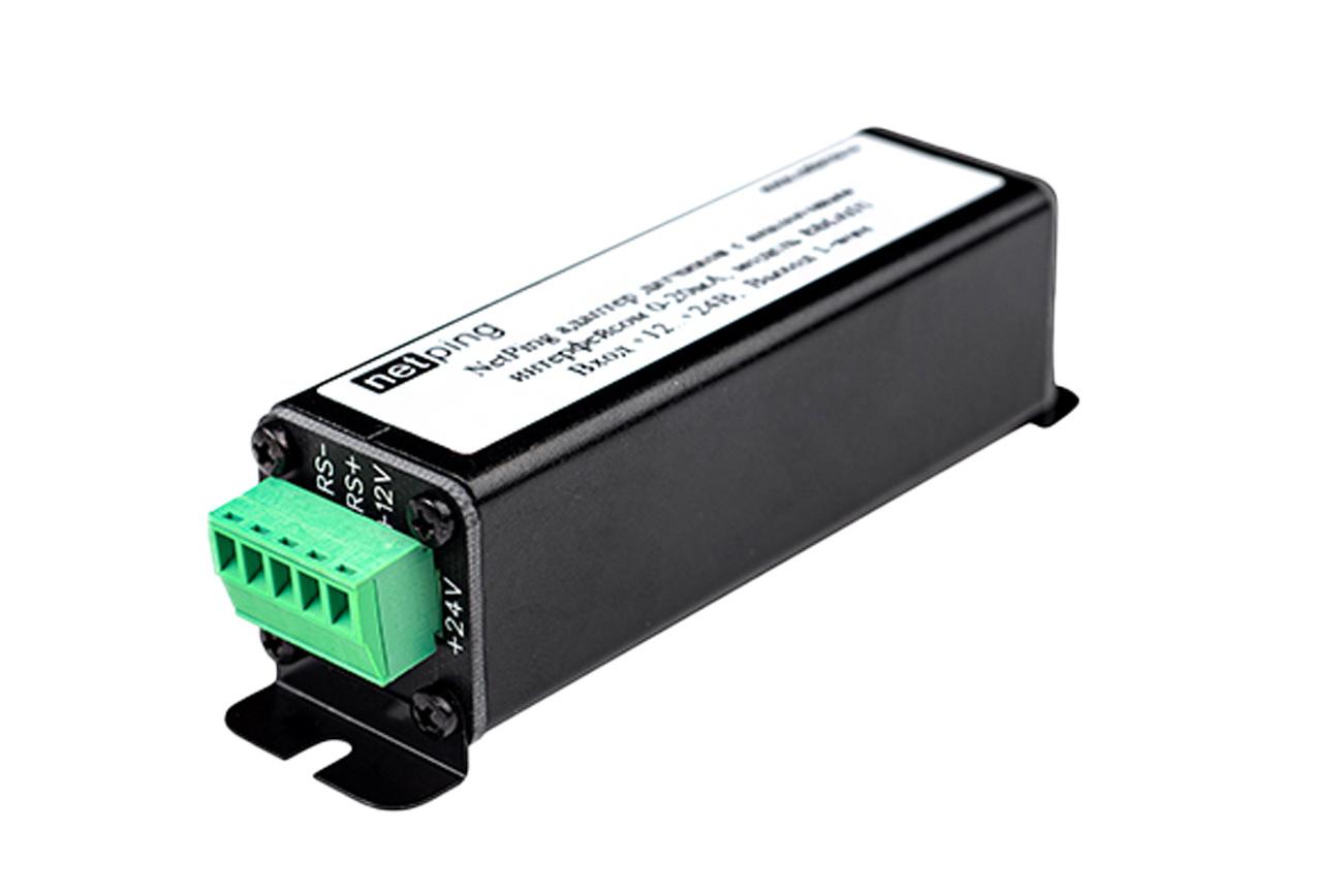 NetPing Converter 0-20mA, 886A02