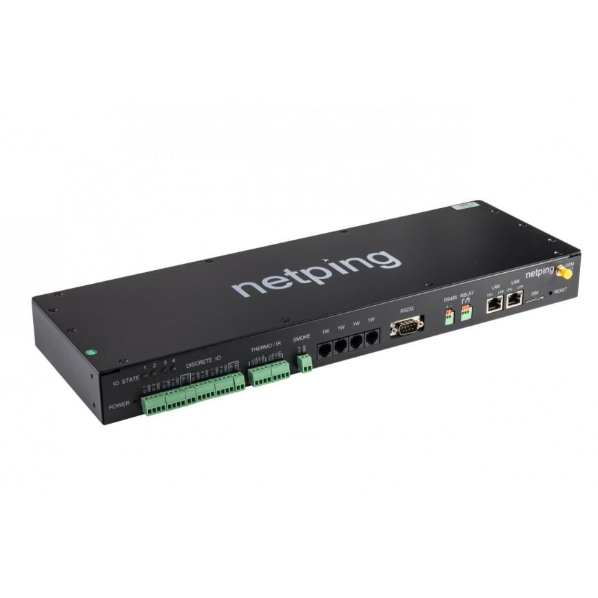 UniPing server solution v4/SMS