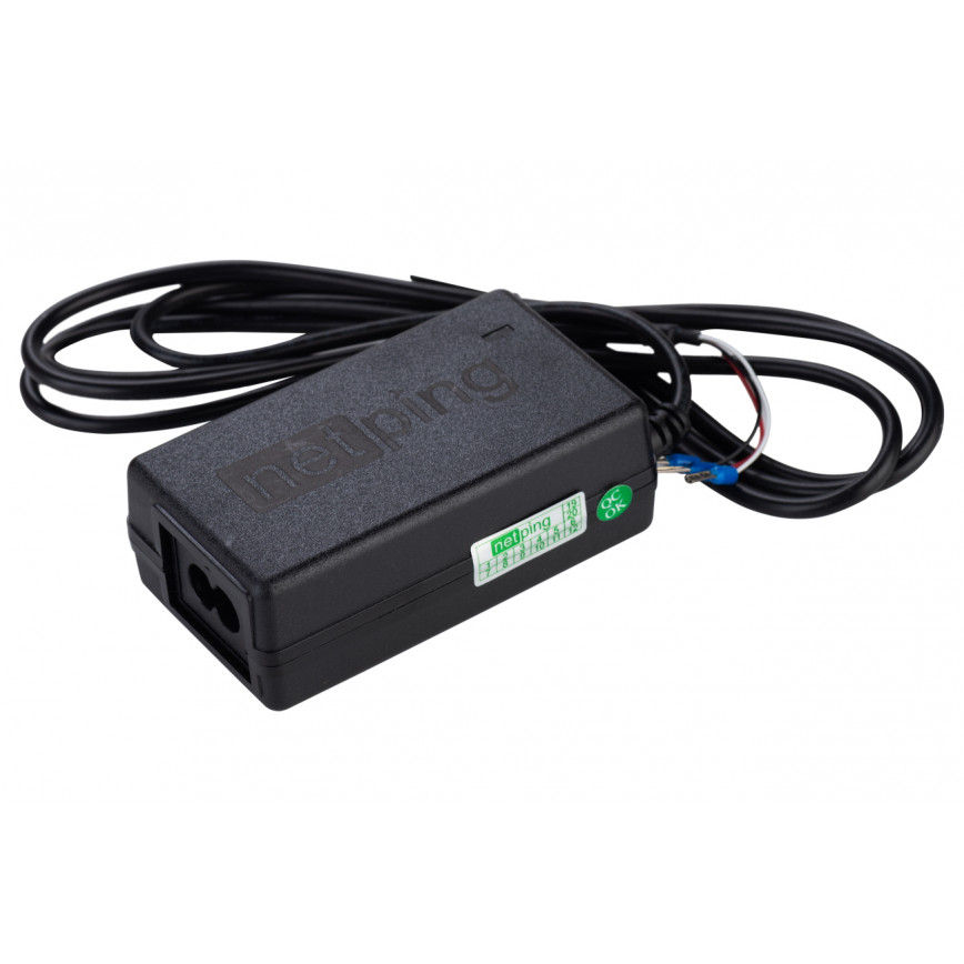 NetPing Supply Voltage Sensor 995S2