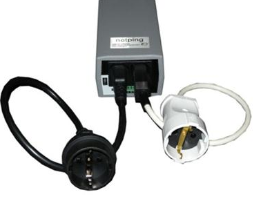 Adapter for NetPing PWR-220 devices